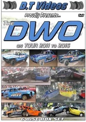 Picture of DWO on Tour 2011 to 2016 BOX SET