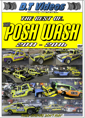 Picture of Posh Wash on Tour 2011 to 2016