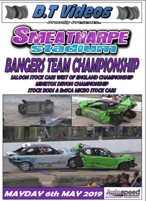 Picture of Smeatharpe Stadium 6th May 2019 BANGER TEAMS