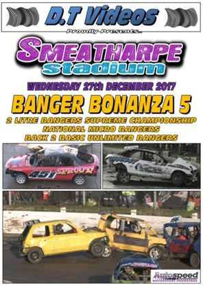 Picture of Smeatharpe Stadium 27th December 2017 BANGER BONANZA 5