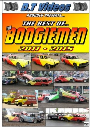 Picture of Best of the Boogiemen 2011 to 2016