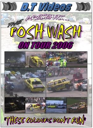 Picture of Posh Wash on Tour 2006