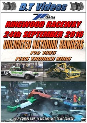 Picture of Ringwood Raceway 24th September 2016 PRE 85 BANGERS