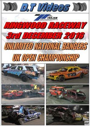 Picture of Ringwood Raceway 3rd December 2016 UK OPEN