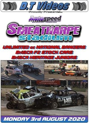 Picture of Smeatharpe Stadium 3rd August 2020 UNLIMITED BANGERS