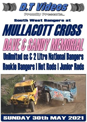 Picture of Mullacott Cross 30th May 2021 DAVE/SANDY MEMORIAL DAY 1