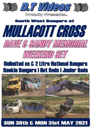 Picture of Mullacott Cross 30th/31st May 2021 DAVE/SANDY MEMORIAL WEEKEND